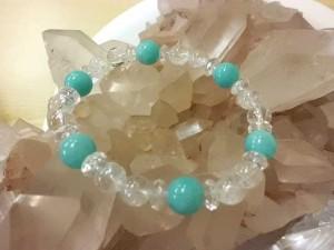 アマゾナイトアイリス水晶5