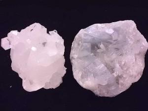 水晶クラスターセレスタイト原石