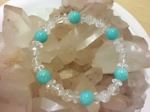 アマゾナイトアイリス水晶4